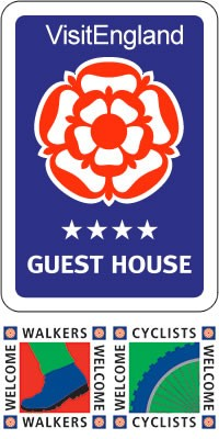 The Meltham Guesthouse 4 Star Bed and Breakfast in Scarborough, North Yorkshire.
